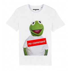 T-Shirt Kermit la grenouille no comment