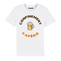 T-Shirt Confinement & apéro