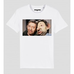 T-Shirt Gainsbourg & Gainsbarre