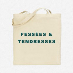 Tote Bag Fessés & tendresses
