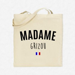 Tote Bag Foot Madame Grizou