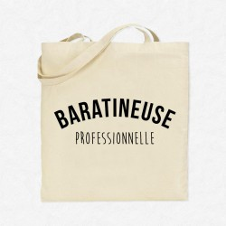 Tote Bag Baratineuse Professionnelle