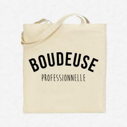 Tote Bag Boudeuse Professionnelle