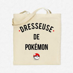 Tote Bag Dresseuse de Pokémon