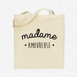 Tote Bag Madame Amoureuse