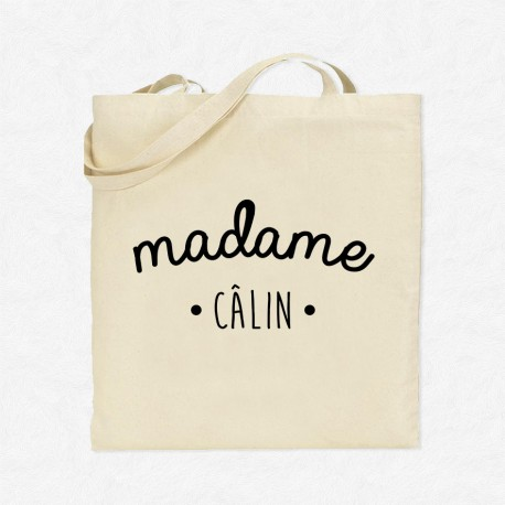 Tote Bag Madame Câlin