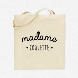 Tote Bag Madame Cool