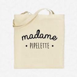 Tote Bag Madame Pipelette