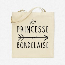 Tote Bag Princesse Bordelaise