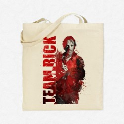 Tote Bag The Walking Dead - Team Rick