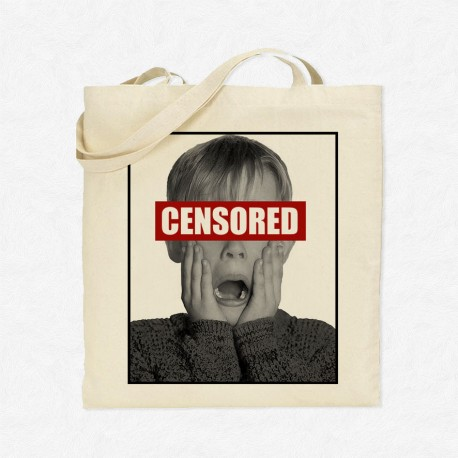 Tote Bag Censored