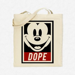 Tote Bag Mickey Dope