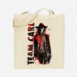 Tote Bag The Walking Dead - Team Carl