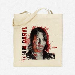 Tote Bag The Walking Dead - Team Daryl