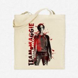 Tote Bag The Walking Dead - Team Maggie