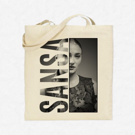 Tote Bag Game Of Thrones - Sansa Portrait