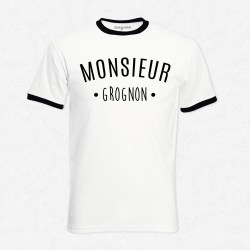 t shirt ringer monsieur grognon. Black Bedroom Furniture Sets. Home Design Ideas