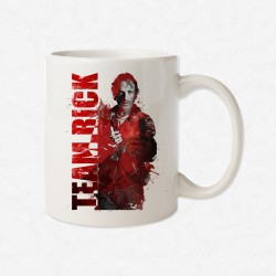 MUG Blanc The Walking Dead - Team Rick
