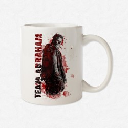 MUG Blanc The Walking Dead - Team Abraham