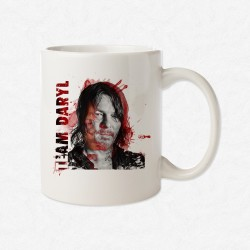 MUG Blanc The Walking Dead - Team Daryl