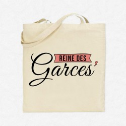 Tote Bag Reine des garces