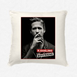 Coussin Ryan Gosling is my boyfriend