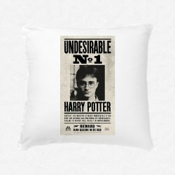 coussin undesirable n 1 harry potter mayooo t shirts et accesoires cool pour gens cool. Black Bedroom Furniture Sets. Home Design Ideas
