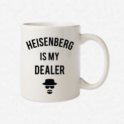 MUG Blanc Heisenberg is my dealer