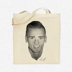 Tote Bag Griezmann by Mathieu Larquet