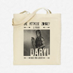 Tote Bag WALKING DEAD Daryl