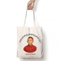 Tote Bag Poupipoupi - Dewey Forever