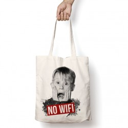 Tote Bag No Wifi