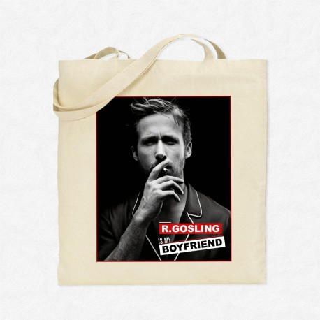 Tote Bag Ryan Gosling is my boyfriend