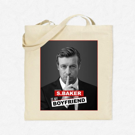 Tote Bag Simon Backer is my boyfriend