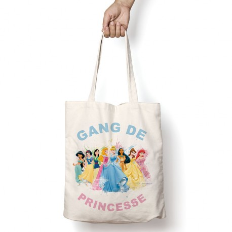 Tote Bag Disney - Gang de princesse