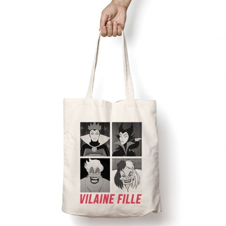 Tote Bag Disney - Vilaine Fille