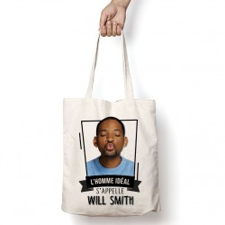 Tote Bag L'homme idéal : Will Smith