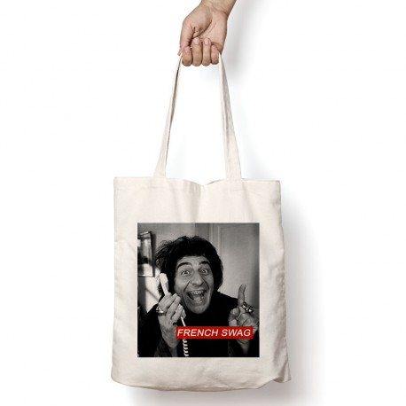 Tote Bag Jacquouille - French Swag