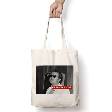 Tote Bag Coluche - French Swag