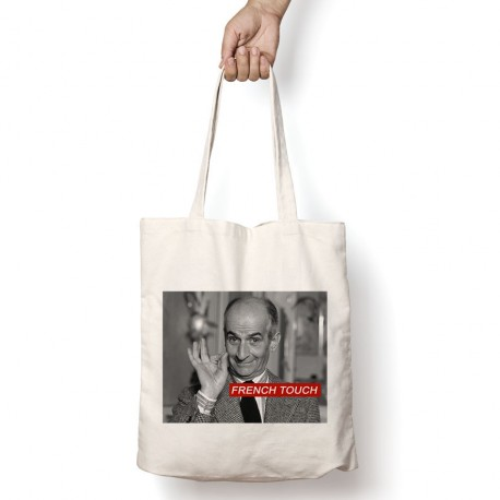 Tote Bag De Funès - French Touch
