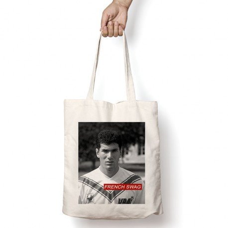Tote Bag Zidane - French Swag