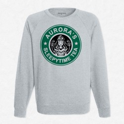 Sweat Gris StarCoffee - Aurore