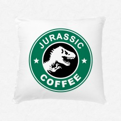 Coussin StarCoffee -  Jurrasic Park
