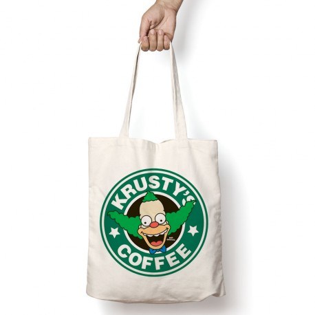 Tote Bag StarCoffee - Krusty