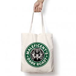 Tote Bag StarCoffee - Maleficient
