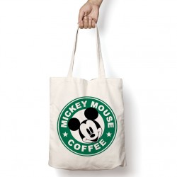 Tote Bag StarCoffee - Mickey