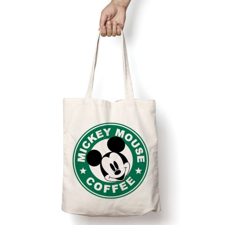 Tote Bag StarCoffee - Gris