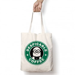 Tote Bag StarCoffee - Minion