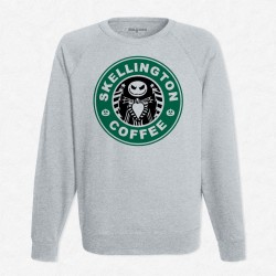 Sweat Gris StarCoffee - Mr Jack