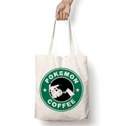 Tote Bag StarCoffee - Pokemon